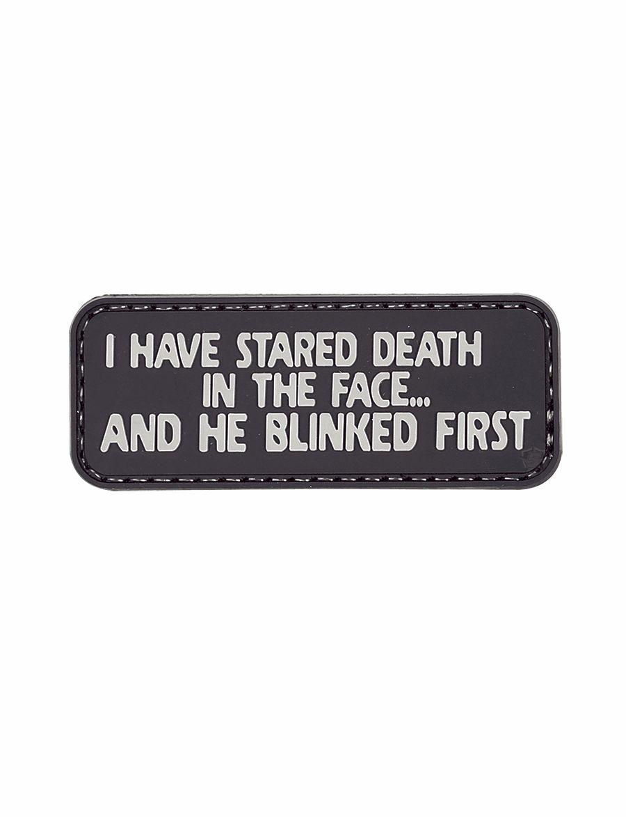 Morale Patch, I Have Stared Death-
