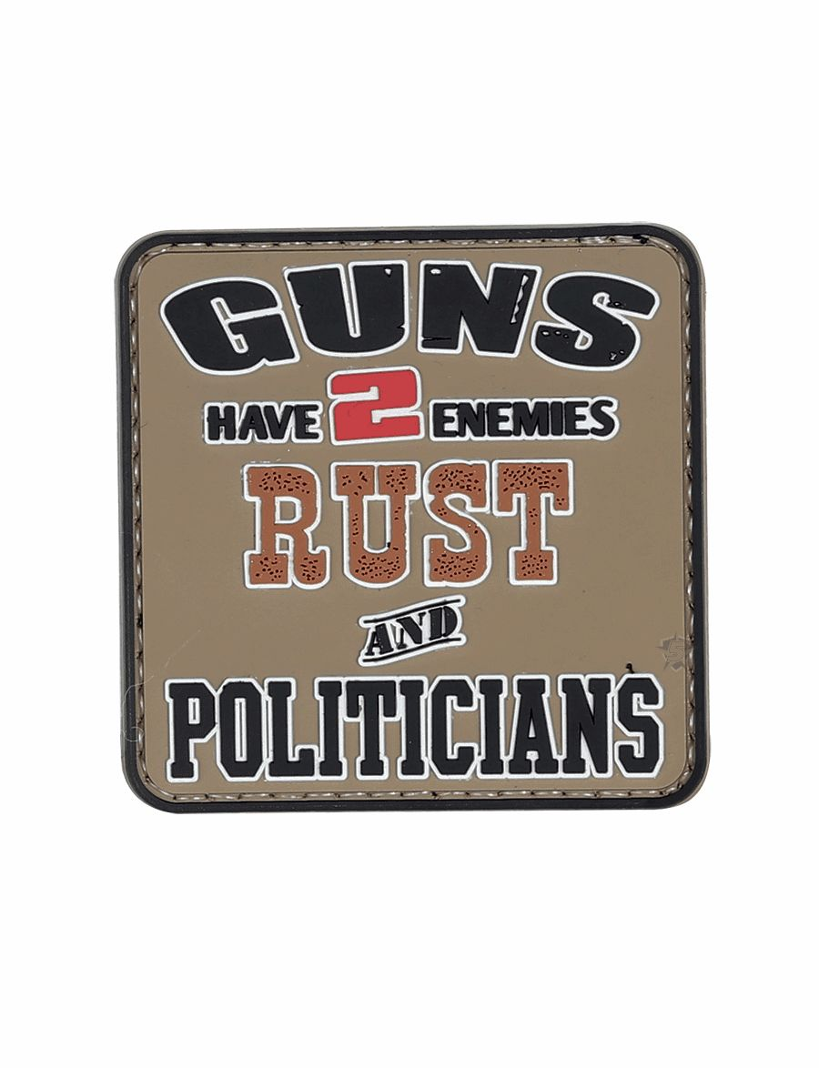 Morale Patch, Rust And Politicians-