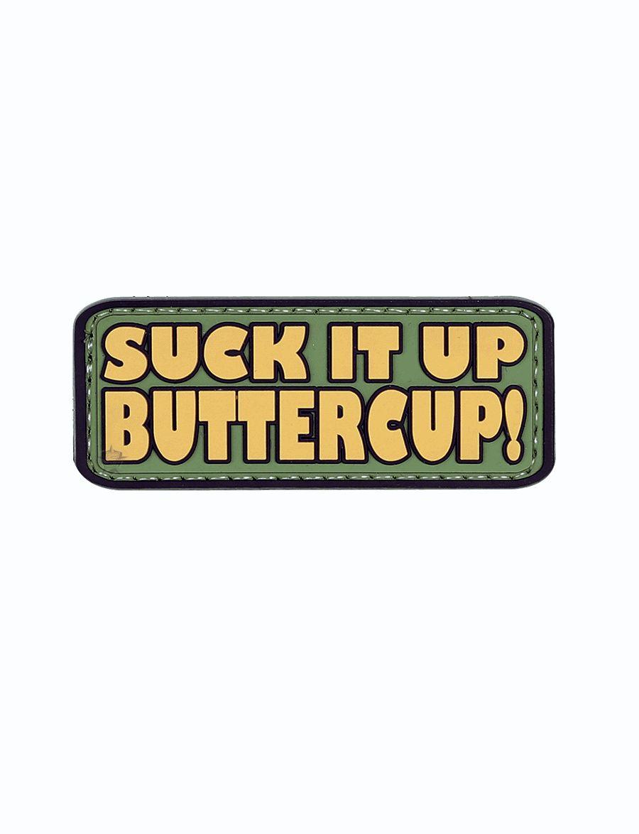 Morale Patch, Buttercup-