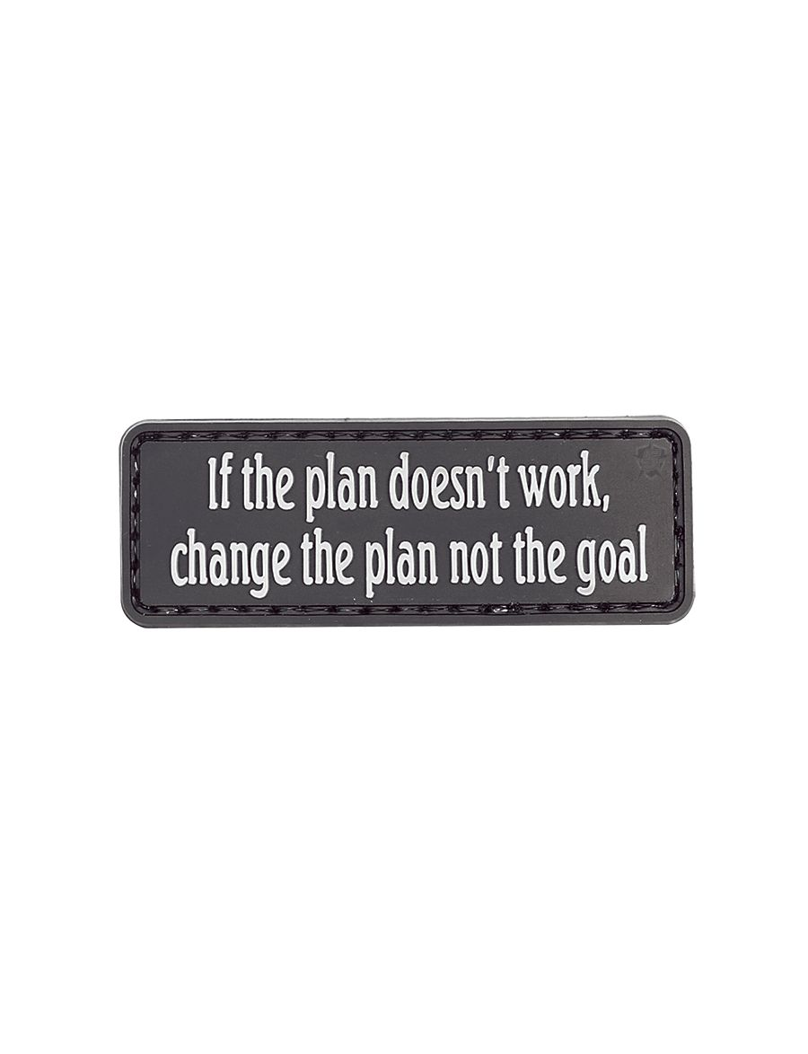 Morale Patch, If The Plan Doesn't Work-Tru-Spec
