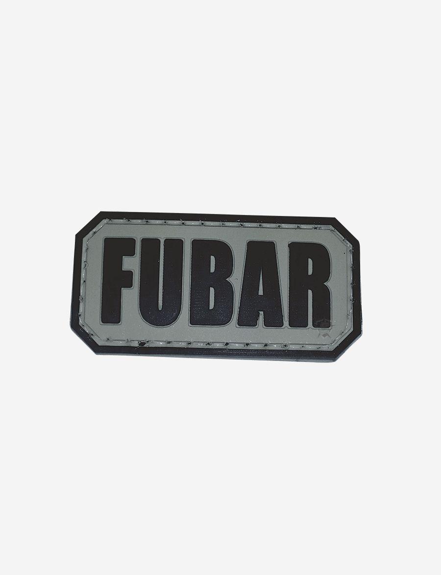 Pvc Morale Patch - Fubar-