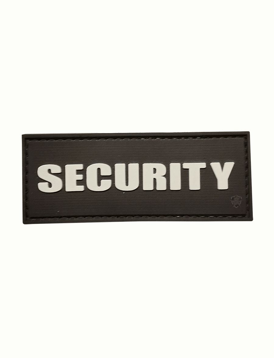 Pvc Morale Patch - Security-Tru-Spec