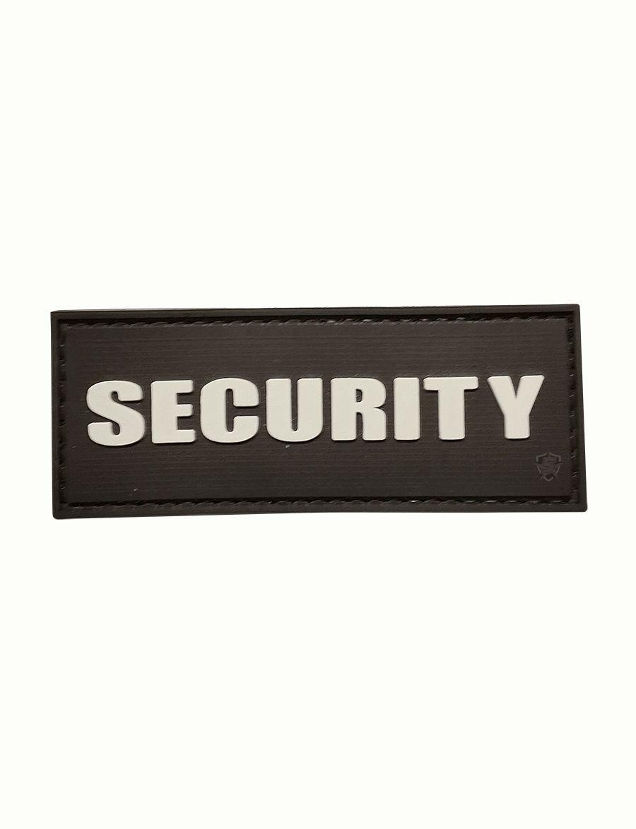 Pvc Morale Patch - Security-