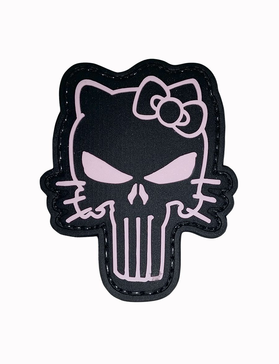 Pvc Morale Patch - Tactical Kitty-