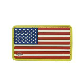6780 Morale Patch, Us Flag-Tru-Spec®