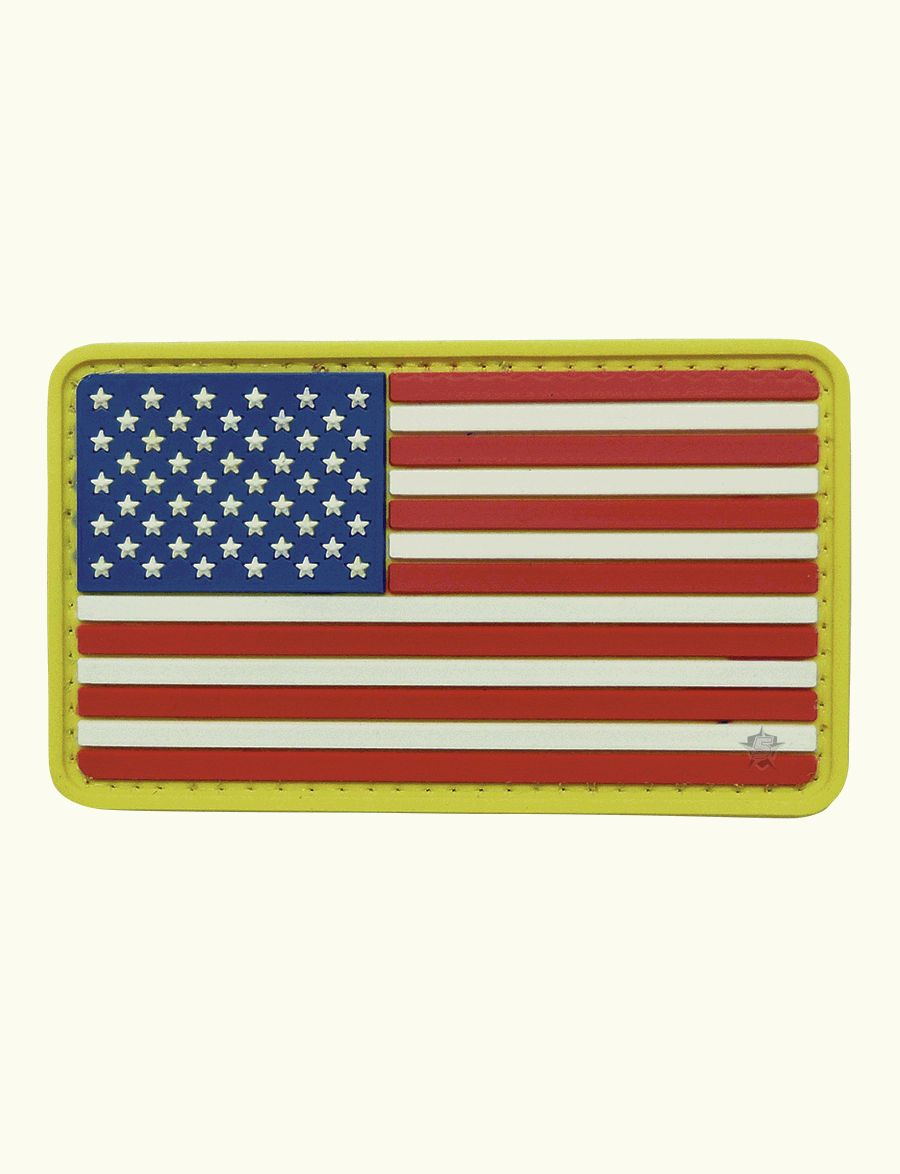 6780 Morale Patch, Us Flag-Tru-Spec