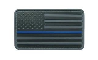 6782 Pvc Morale Patch - U.S. Flag