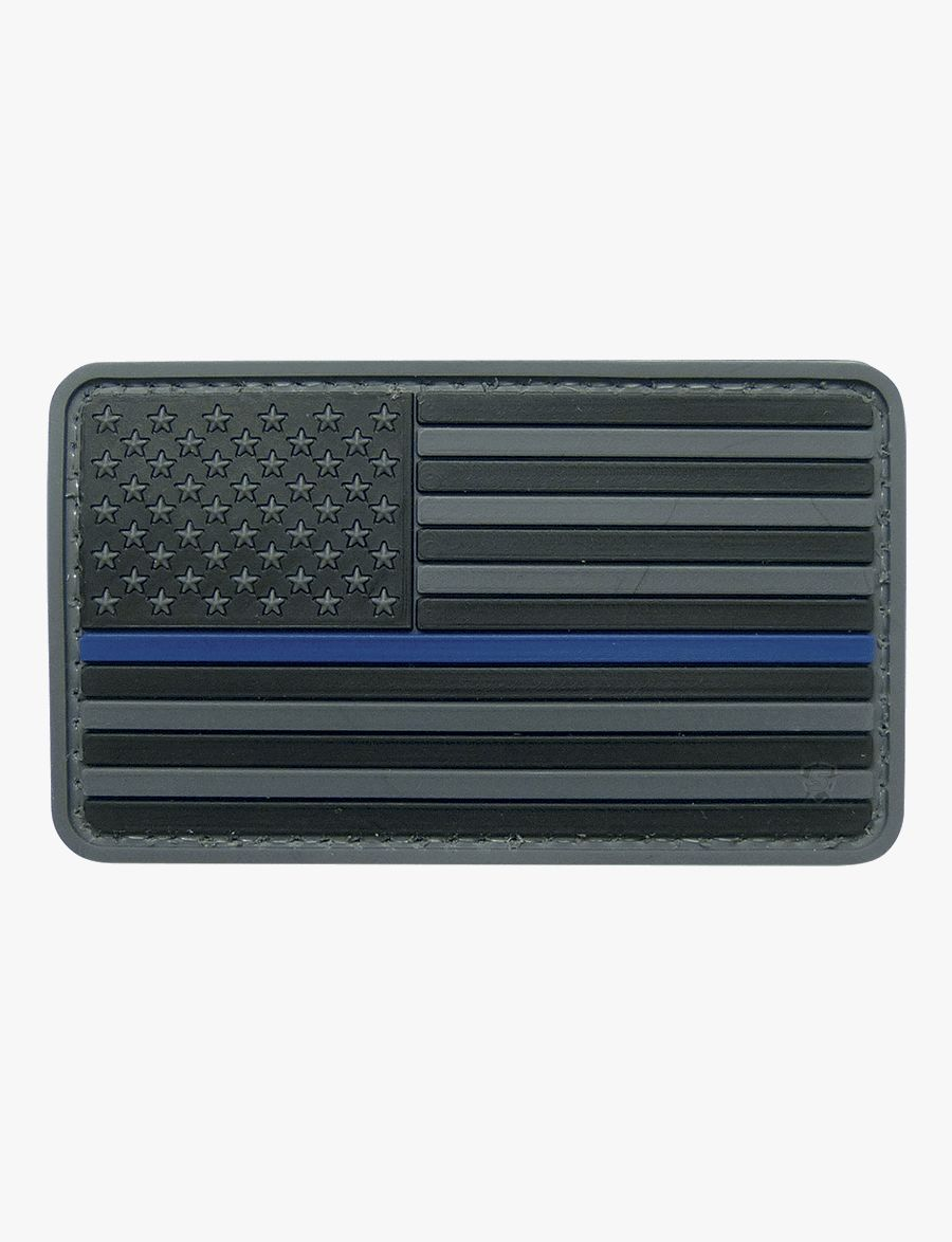 6782 Pvc Morale Patch - U.S. Flag-Tru-Spec