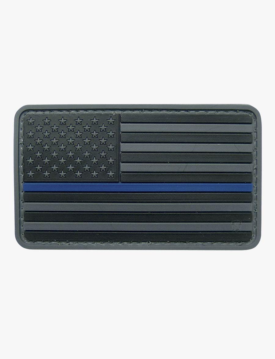 6782 Pvc Morale Patch - U.S. Flag-