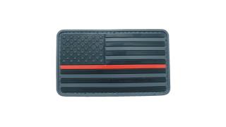 6783 Pvc Morale Patch - U.S. Flag