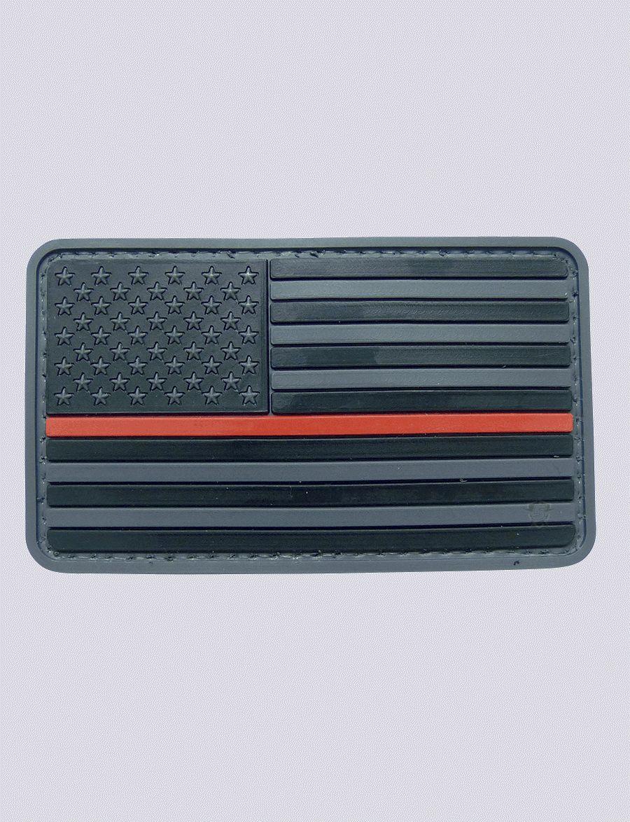 6783 Pvc Morale Patch - U.S. Flag-Tru-Spec