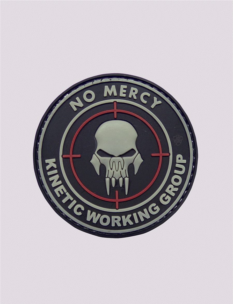 Morale Patch, No Mercy-