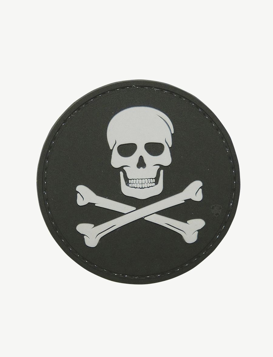Morale Patch, Jolly Roger-