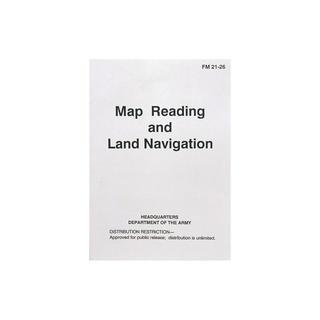 Map Reading & Land Navigation Manual-Tru-Spec®
