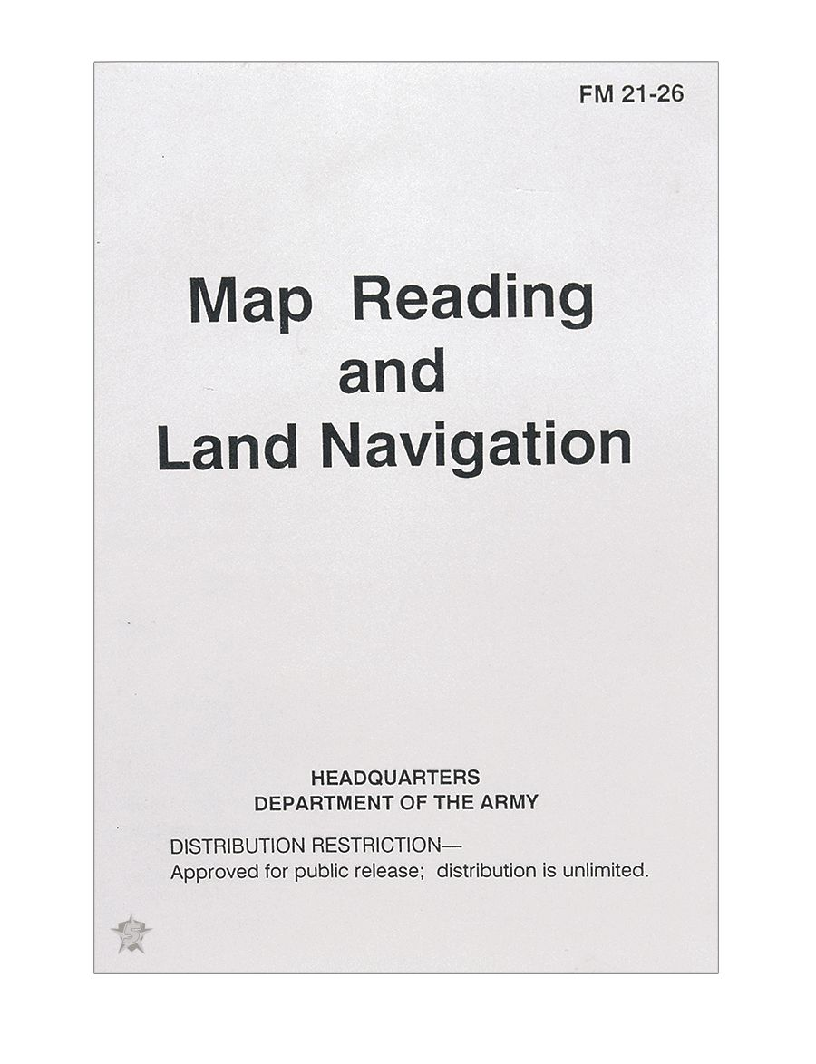 Map Reading & Land Navigation Manual-