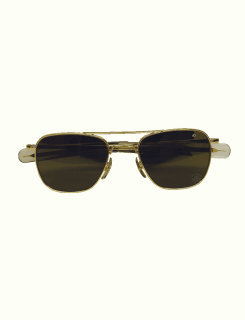 Ao 52mm Bayo Sunglasses