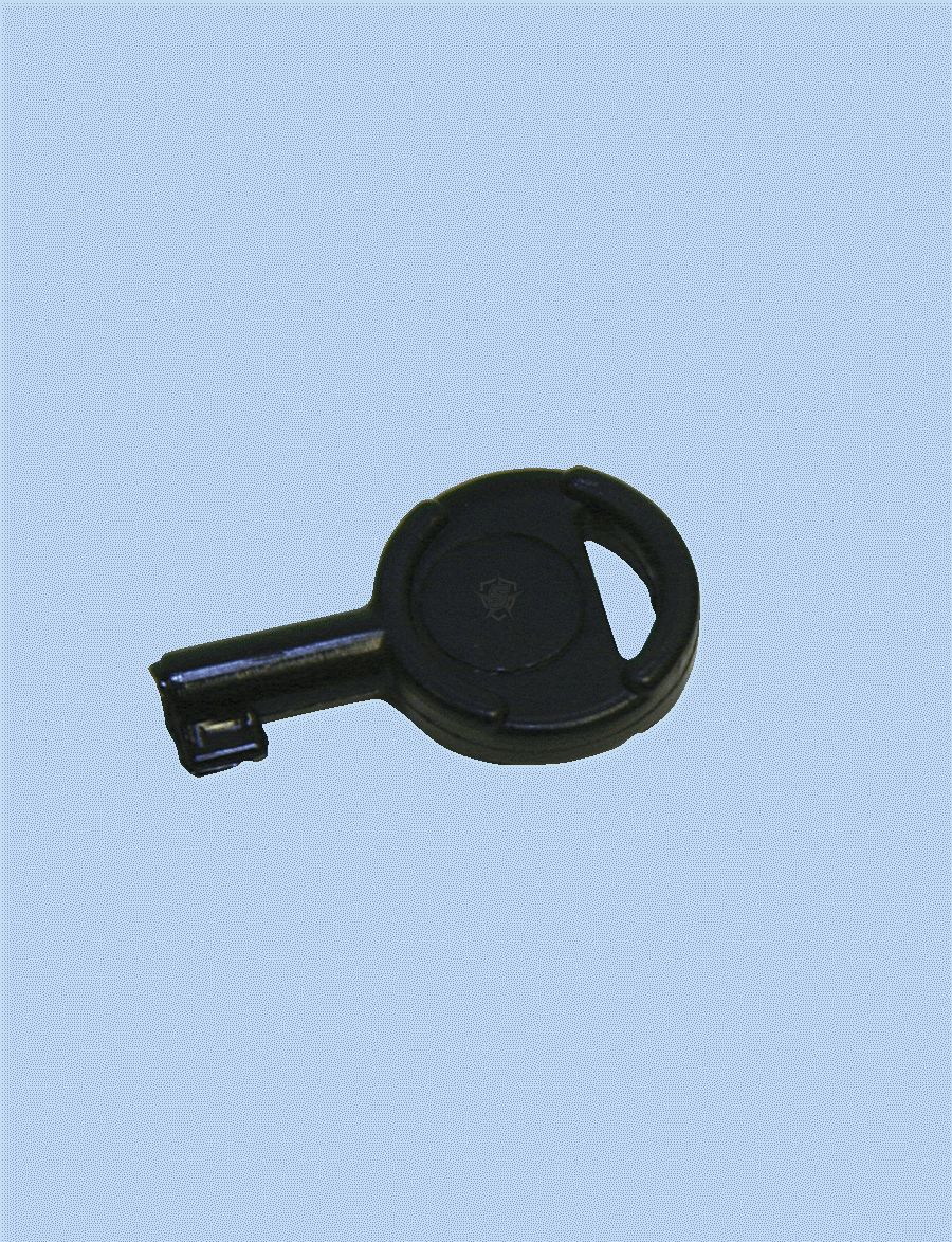 Covert Handcuff Key-