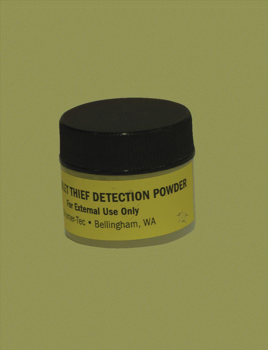 Uv Theft Detection Powder-