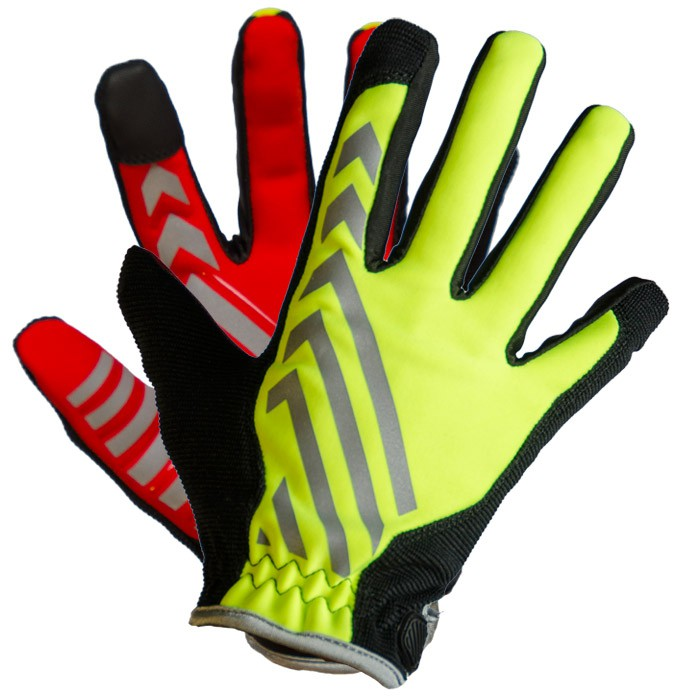 Bolt Traffic Gloves-Blauer