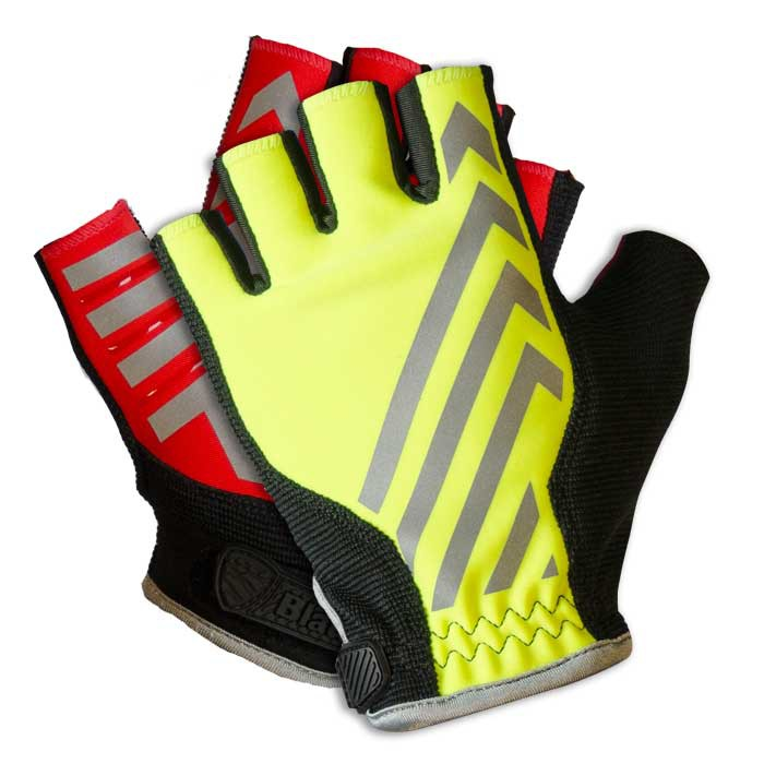 Bolt Shorty Traffic gloves -Blauer