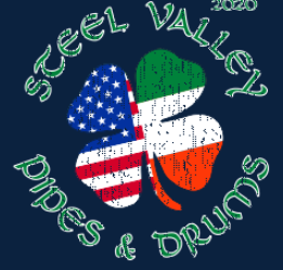 Steel Valley Pipe & Drum Fundraiser T-Shirt -