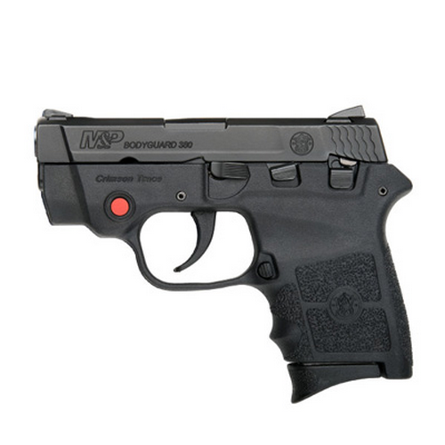 S&W Bodygaurd W/ Crimson Trace Laser -Smith & Wesson Firearms