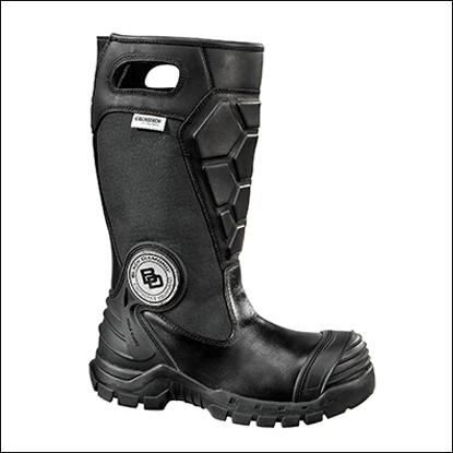 Black Diamond X2 Leather Fire Boots-Black Diamond Boots