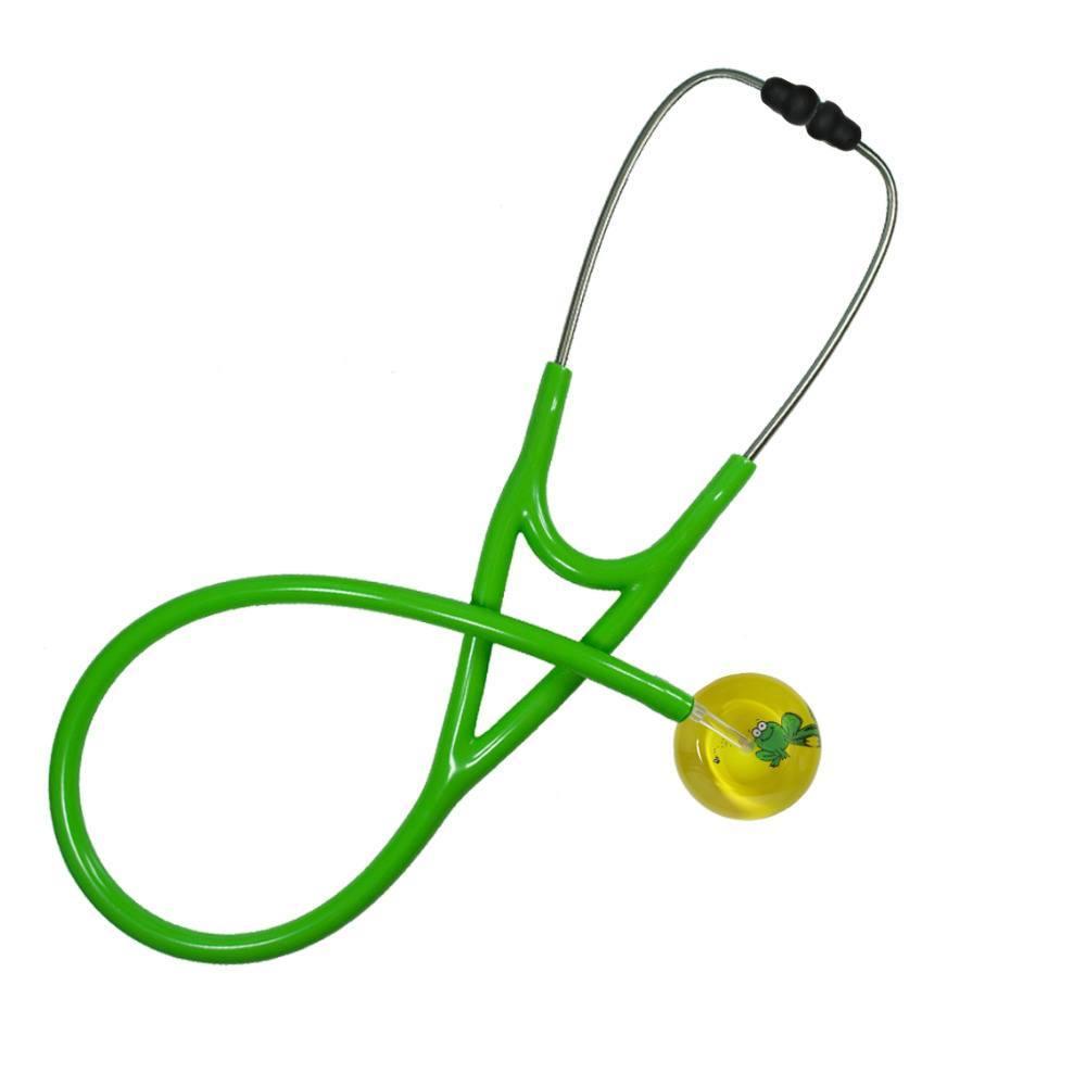 Cartoon Frog Single Stethoscope