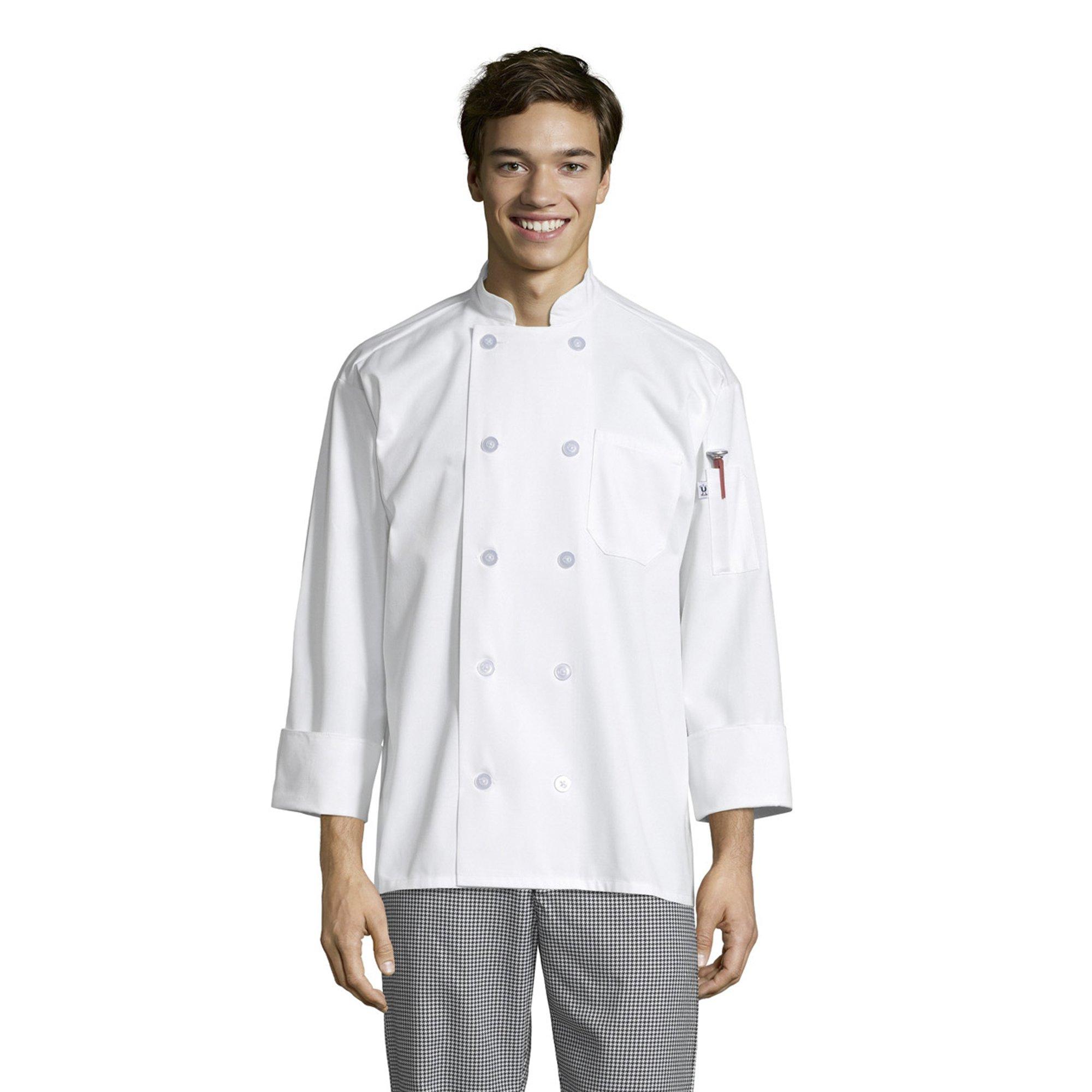 Classic Chef Coat-Uncommon Threads