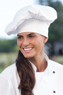 Chef Hat Twill-