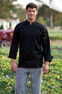 Chef Coat 10 Buttons