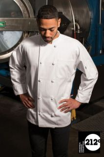 Journeyman Chef Coat-Uncommon Threads