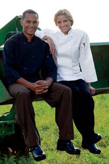 3/4-Sleeve Chef Coat