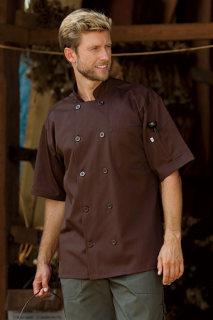 South Beach Short Sleeve Chef Coat