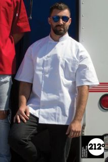 Nighthawk Chef Coat-Uncommon Threads