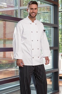 Reaction Chef Coat-Uncommon Threads