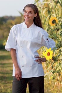 Montego Chef Coat-Uncommon Threads