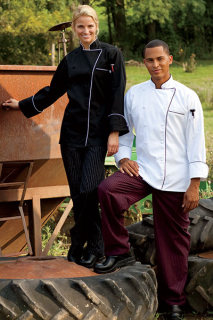 Murano Chef Coat-Uncommon Threads