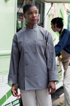 Uncommon Threads Chef & Server Coats for Hospitality Orleans Chef Coat-Uncommon Threads