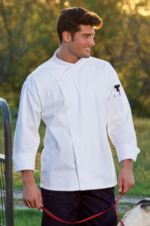Santorini Chef Coat-