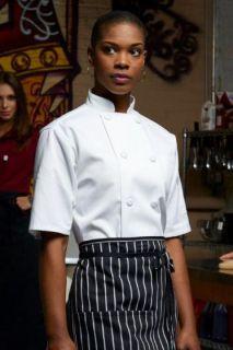 Tingo Short Sleeve Chef Coat-