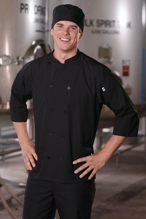Epic 3/4 Sleeve Chef Shirt-Uncommon Threads
