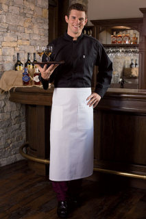 2-Pocket Bistro Apron-Uncommon Threads