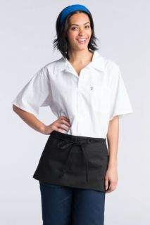 Uncommon Threads Hospitality Aprons Waist 2 Section Pockets Apron-Uncommon Threads