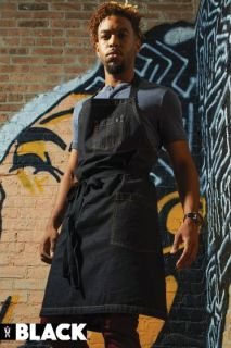Maverick Bib Apron-Uncommon Threads