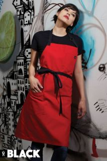 Aura Bib Apron-Uncommon Threads