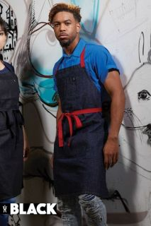 Deviate Bib Apron-Uncommon Threads