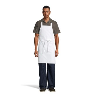 3005 Mid-Length Bib Apron-Uncommon Threads
