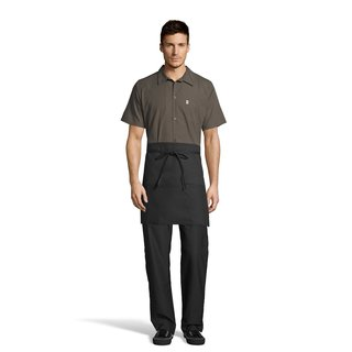 3060 3-Pocket Half Waist Apron-Uncommon Threads