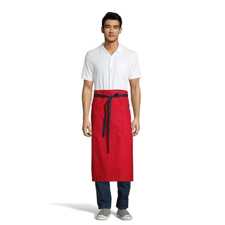 Uncommon Threads Black Hospitality Muse Bistro Apron-Uncommon Threads